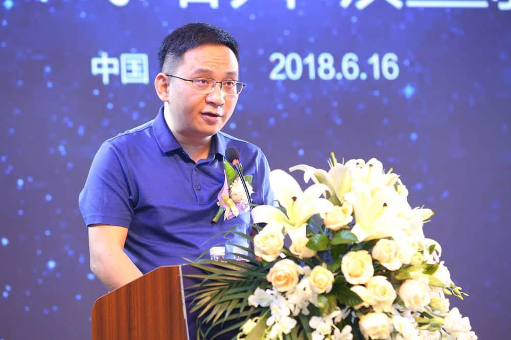 欧派橱柜营销线总经理刘军发布橱柜+升级战略