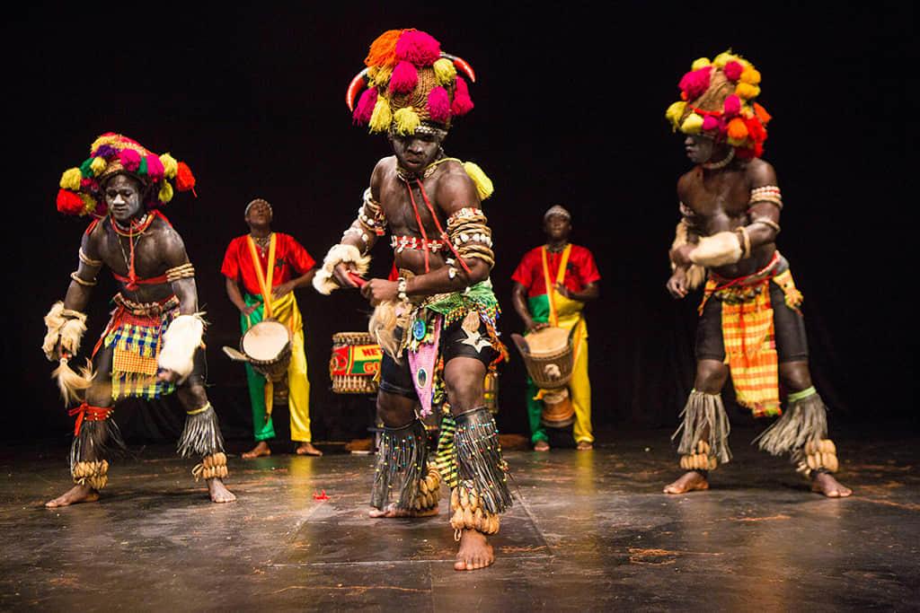 几内亚比绍、莫桑比克、东帝汶等地的传统舞蹈特色各异但同样精彩