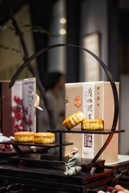 月饼是中国人与团圆的连接点