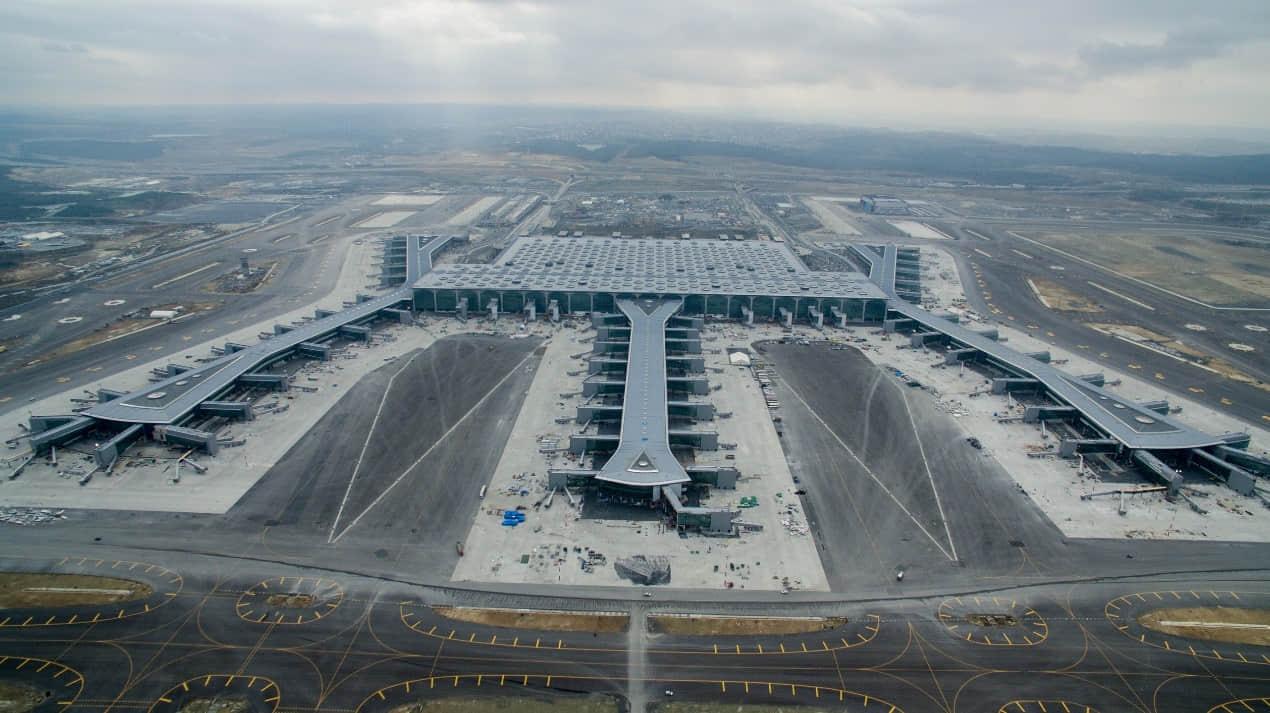 世界之最——土耳其机场