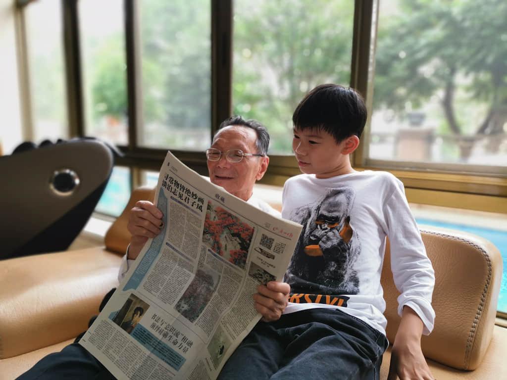 多与家人使用粤语