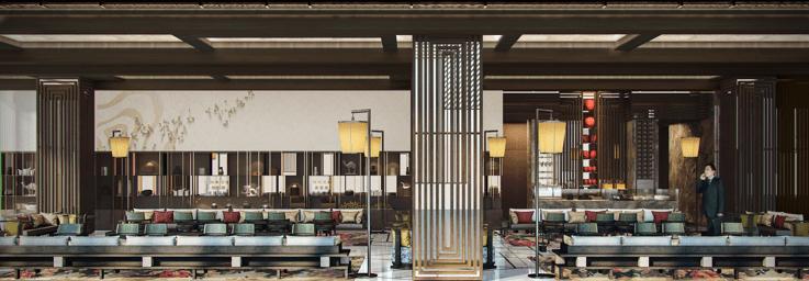 图片包含 室内, 窗户, 建筑物, 天花板 描述已自动生成