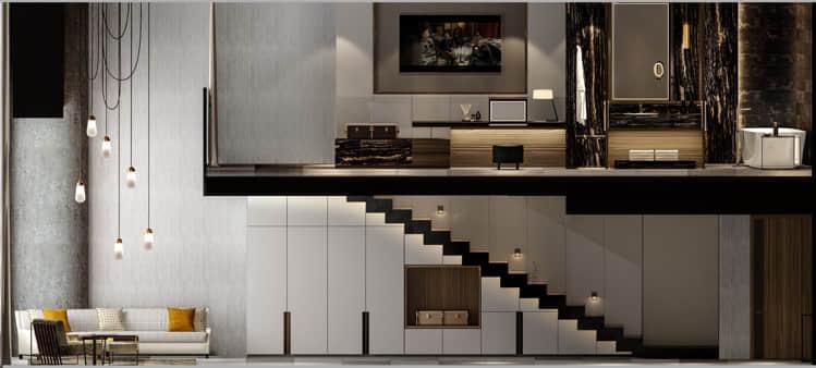 图片包含 室内, 墙壁, 厨房, 橱柜 描述已自动生成