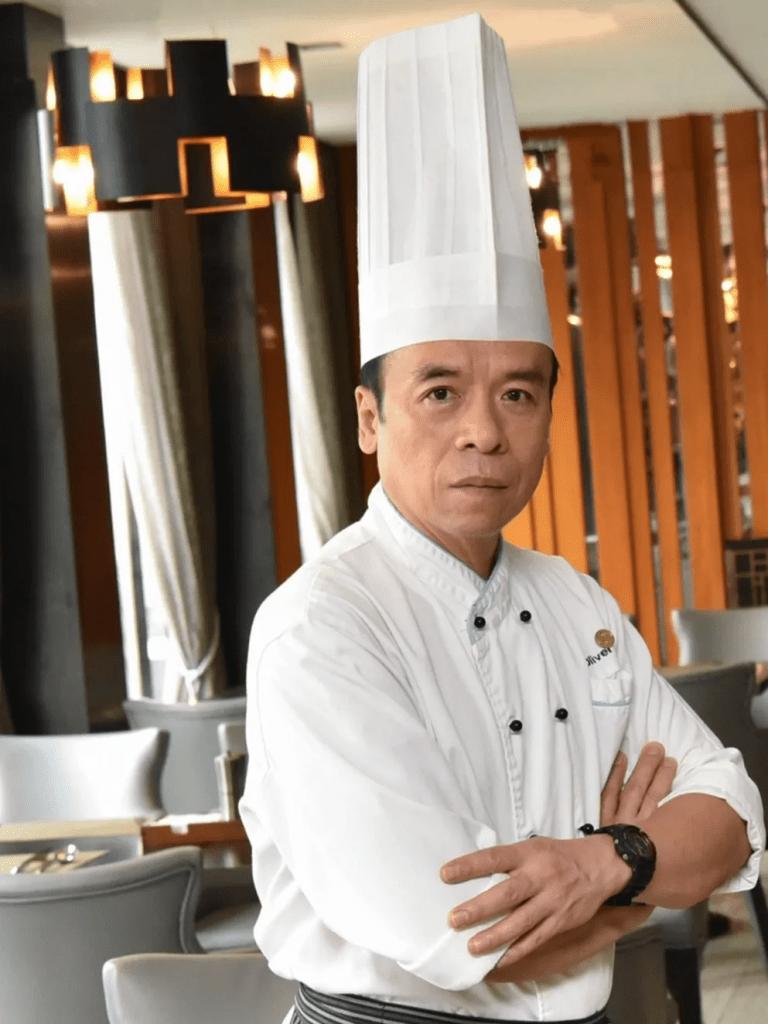 祥云西餐厅行政总厨李志华