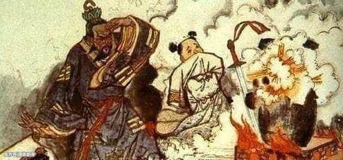 中国人无意中发明了火药